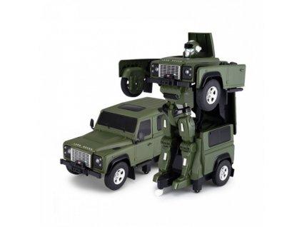 Land Rover Transformer 1:14 2.4GHz RTR - zelený  + Dárek zdarma
