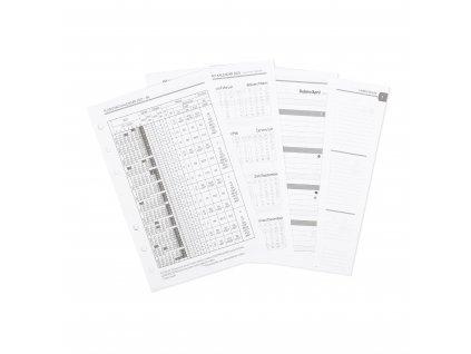 Kalendárium 2021 pro Manažerský diář B6