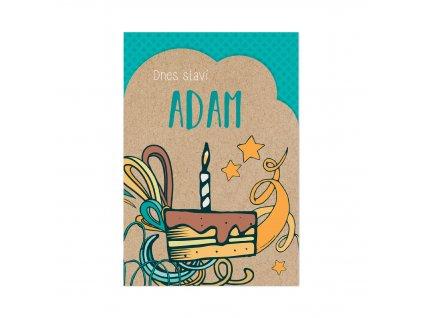 Přání - Adam