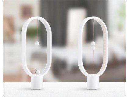 Designová dotyková lampička