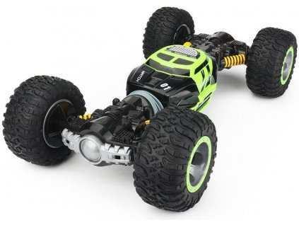RC Auto trikové terénní 1:16 na vysílačku 2.4GHz na baterie 3 barvy v krabici  + Dárek zdarma