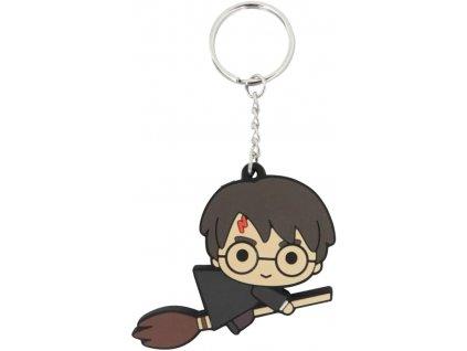 Klíčenka Harry Potter 2D přívěsek na klíče různé druhy