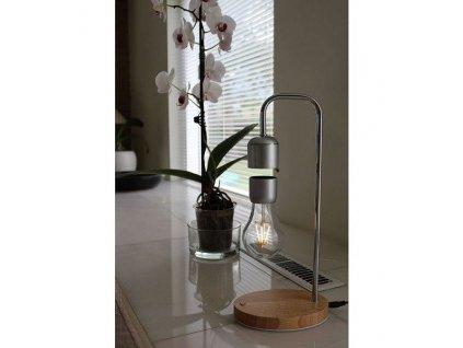 Levitující lampička  + Dárek zdarma