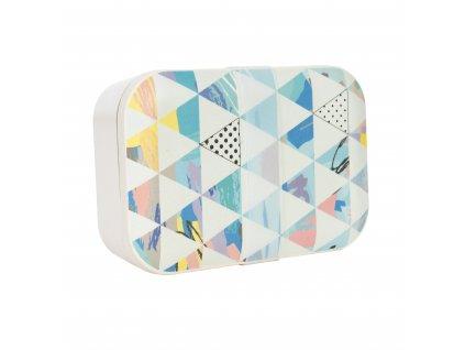 Svačinový box - Trojúhelníky