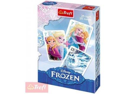 TREFL HRA Karetní Černý Petr Frozen (Ledové Království) *SPOLEČENSKÉ HRY*