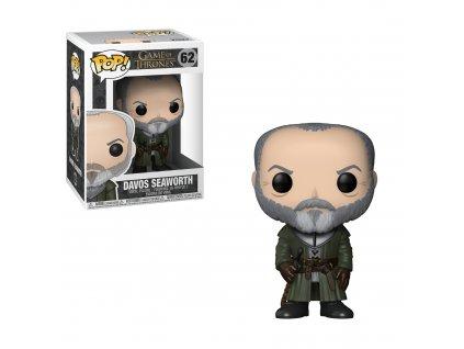 POP! Vinyl: Game of Thrones: Ser Davos Seaworth