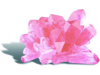 MAC TOYS Krystaly experimentální set výroba krystalů malý geolog