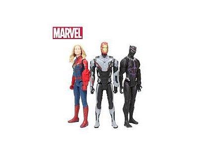 Akční figurka Iron Man - Endgame - 30 cm (Originální krabice)