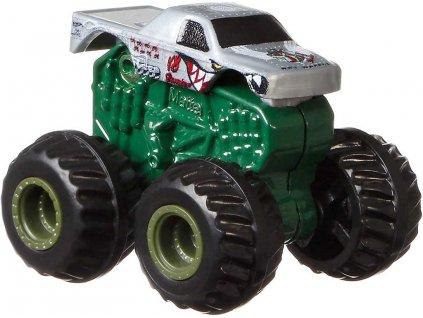 MATTEL HOT WHEELS Auto Monster Truck mini různé druhy s překvapením