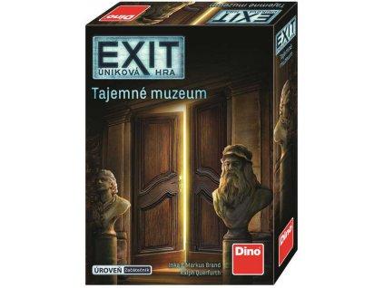 DINO Hra úniková exit Tajemné muzeum *SPOLEČENSKÉ HRY*