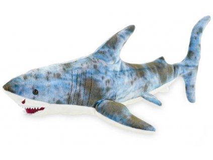 PLYŠ Žralok 33cm v sáčku *PLYŠOVÉ HRAČKY*
