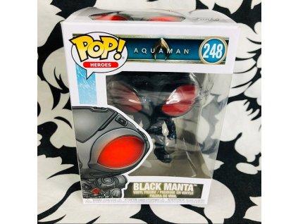 POP Heroes: Aquaman - Black Manta
