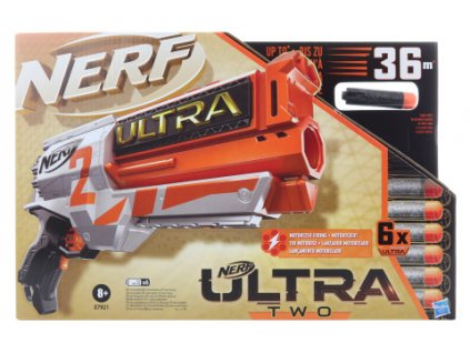 Nerf Ultra Two TV 1.3. - 30.8.2021