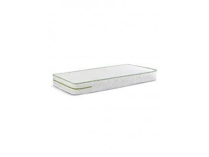 Matrace Sensillo Supreme NATUREL 120x60 cm - bílá  + Nanopodložka, loupač, nebo desinfekce