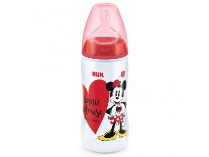Kojenecká láhev NUK Disney Mickey