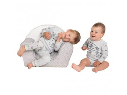 Kojenecké polodupačky New Baby Stars