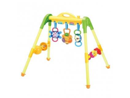 Dětská edukační hrazdička Bayo - dle obrázku