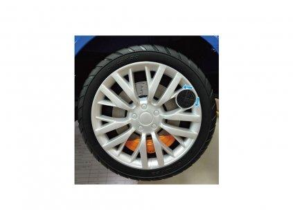 Elektrické autíčko-odrážedlo 2v1 Bayo Range Rover Sport SVR  + Nanopodložka, loupač, nebo desinfekce