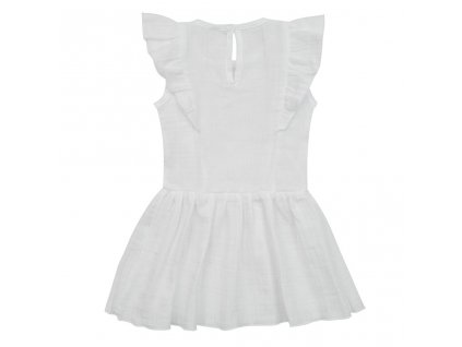Kojenecké mušelínové šaty New Baby Summer Nature Collection