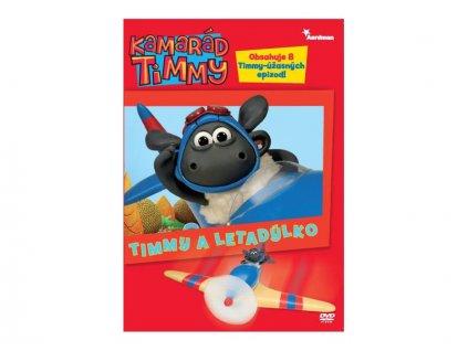 DVD Kamarád ovečka Timmy - Timmy a letadýlko