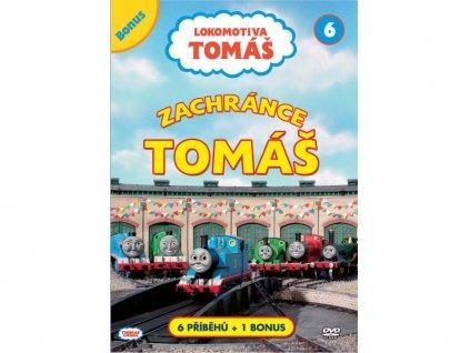 DVD6 Zachránce Tomáš