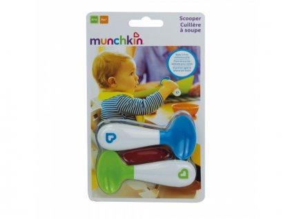 Munchkin - Extra široké lžičky 2ks