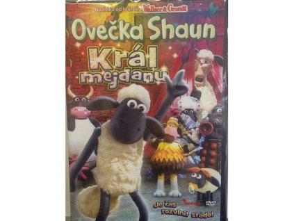 DVD Ovecka Shaun II. - Král mejdanu