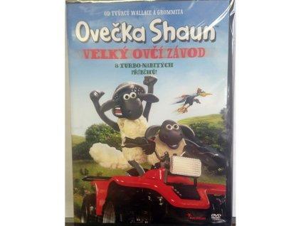 DVD Ovecka Shaun II. - Velký ovcí závod