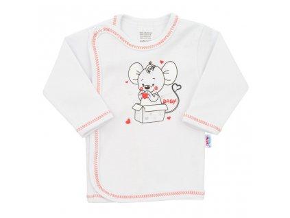 Kojenecká košilka New Baby Mouse