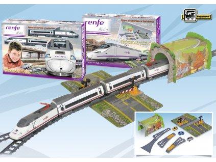 ALVIA S-130 - osobní vlak  + Nanopodložka nebo propiska