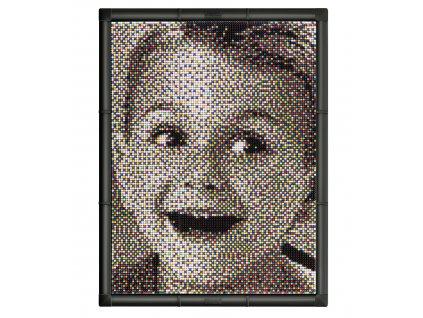 Quercetti Pixel Photo Art 9 0810 14.800 ks  + Nanopodložka, loupač, nebo desinfekce