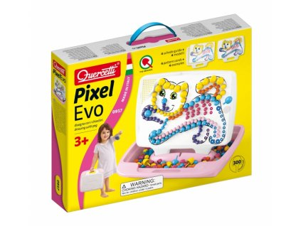 Quercetti Pixel Evo Girl 300 0917