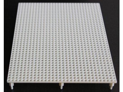 Quercetti Destička pixel bílá