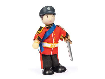 Le Toy Van Postavička princ Anglie