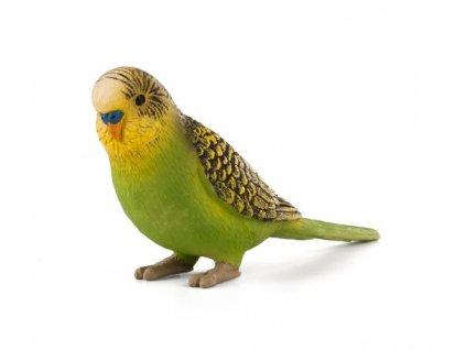 Mojo Animal Planet Andulka zelená