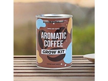 Grow Tin - plechovka aromatické kávy