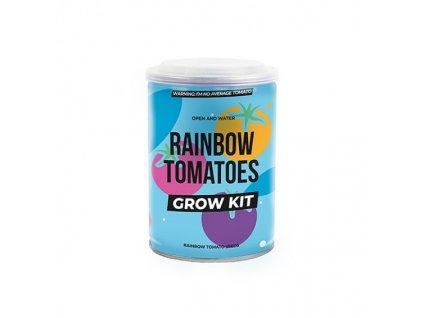 Grow Tin - plechovka barevných rajčat