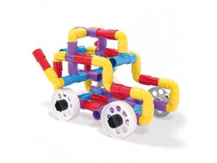 Quercetti Tubation Wheels 68 ks