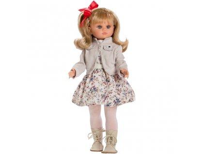 Luxusní dětská panenka-holčička Berbesa  + Nanopodložka, loupač, nebo desinfekce