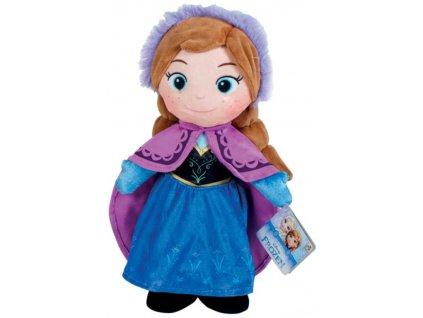 PLYŠ Anna 30cm Frozen (Ledové Království) *PLYŠOVÉ HRAČKY*