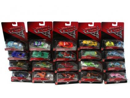 Cars 3 auta DXV29