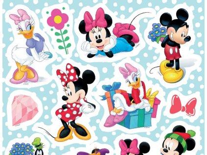 JIRI MODELS Samolepkový set 500ks Disney Minnie Mouse