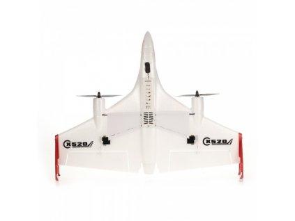 FIGHTER - X520 VTOL - RC letadlo s GYRO stabilizací  + Nanopodložka, loupač, nebo desinfekce