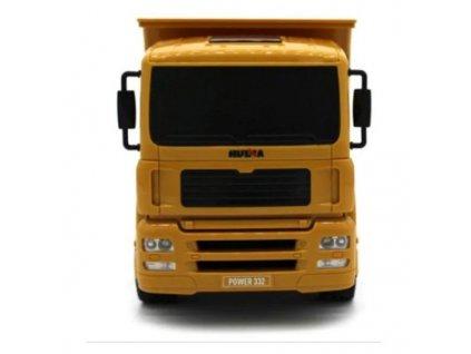 Nákladní Dump truck 1:18 6CH 2.4GHz RTR  + Nanopodložka, loupač, nebo desinfekce