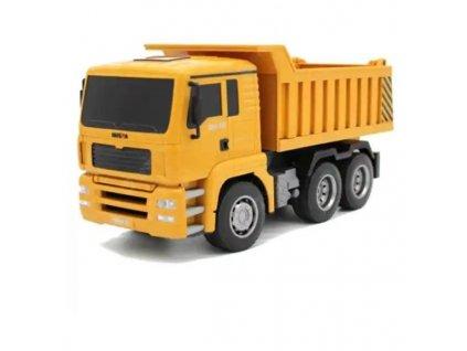 Nákladní Dump truck 1:18 6CH 2.4GHz RTR  + Nanopodložka, propiska, nebo desinfekce
