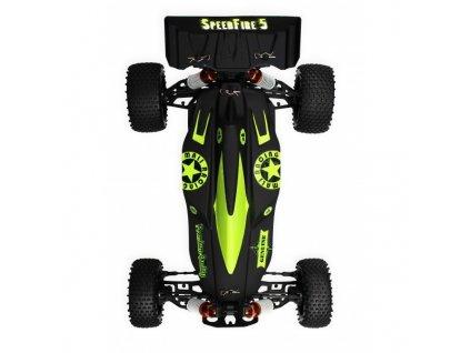 Speedfire 5 - voděodolná buggy 1:10 XL  + Dárek zdarma