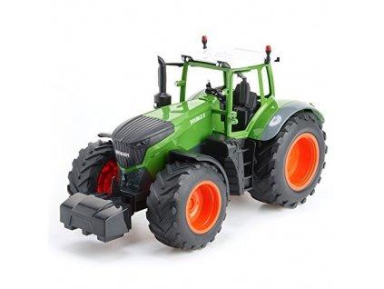 Traktor na dálkové ovládání 1:16 2.4GHz  + Nanopodložka, loupač, nebo desinfekce