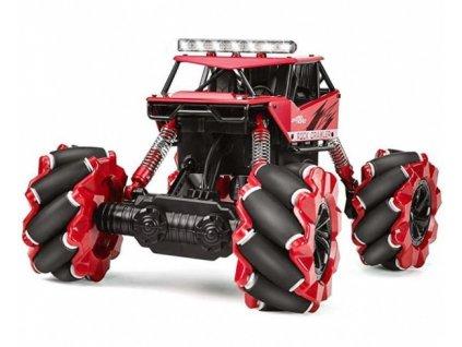 Dancer 4WD - červený  + Dárek zdarma