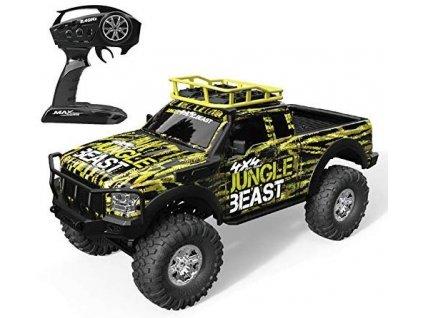 JUNGLE BEAST -1/10 Crawler 4x4  + Nanopodložka, loupač, nebo desinfekce