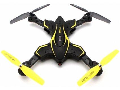 Syma X56W - drží pozici pomocí kamery  + Nanopodložka, loupač, nebo desinfekce
